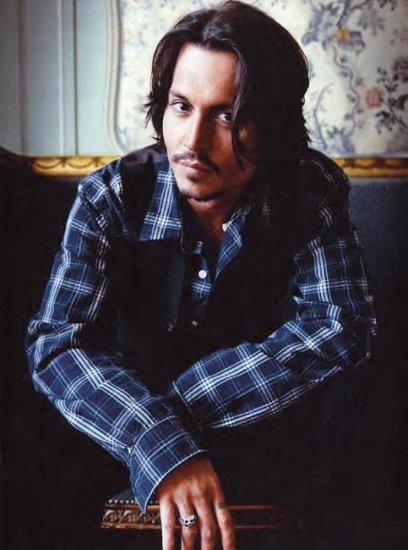 Johnny Depp ~ 14