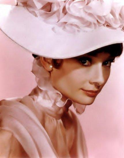 Audrey Hepburn ~ 1