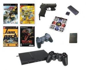 PS2 Ultimate Accessory Bundle