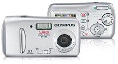 Olympus D-435 5.1 MP Digital Camera