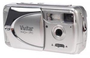 Vivitar ViviCam 3915 5.0MP Digital Camera