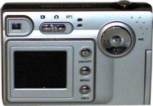 Cobra 4.0MP Digital Camera and MP3