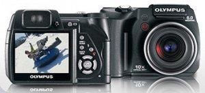 Olympus SP-500 UZ Ultra Zoom 6.0 MegaPixels Digital Camera with 10x Optical Zoom