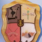 Fraternity / Sorority Crest (Large)