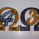 Fraternity / Sorority Letter/ Number
