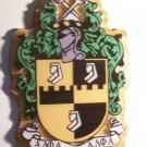 "Fraternity / Sorority Crest (10-12"")"
