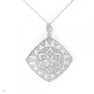 .50 ctw Elegant Diamond Necklace