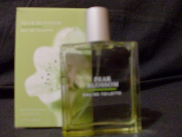 NIB Bath and Body Works Pear Blossom Large Perfume