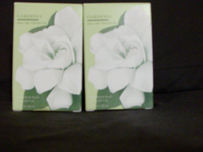 2 Bath and Body Works Gardenia Perfume