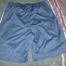 NWT Nike Mesh Blue Drawstring Training Shorts XL / 34