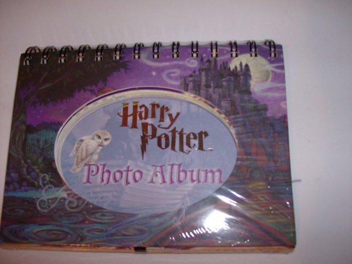 NWT Harry Potter Rare Photo Picture Collector's Album