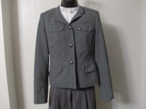 Express and J. CREW Jacket Shirt Business Dress Set