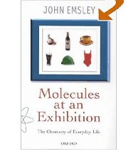 Molecules at an Exhibition: Portraits of Intriguing Materials in Everyday Life