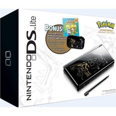 Nintendo DS Lite Pokemon Special Edition Bundle Bonus Game Included!