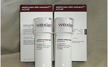2 Particia Wexler Overnight Acne Repair Lotion
