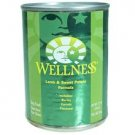 Wellness Can Dog Food 12.5 oz. Lamb