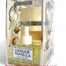 Bath Body Works Ginger Vanilla Scentport Diffuser Fragrance Oil Plug-In Air Freshener Slatkin