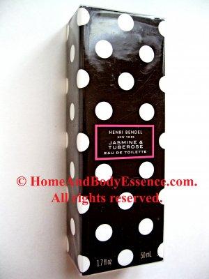 Henri Bendel Jasmine Tuberose Perfume Eau de Toilette Edt Spray Womens Fragrance Bath & Body Works