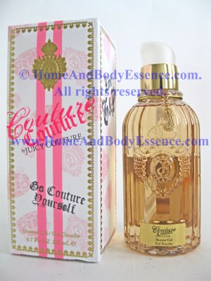 Couture Couture Shower Gel Juicy Couture Scented Body Wash Cleanser 6.7 oz