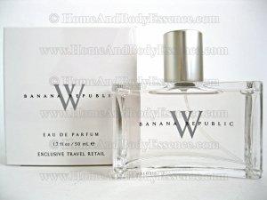 Banana Republic W Women's Perfume Eau de Parfum Fragrance Edp Spray 1.7 oz
