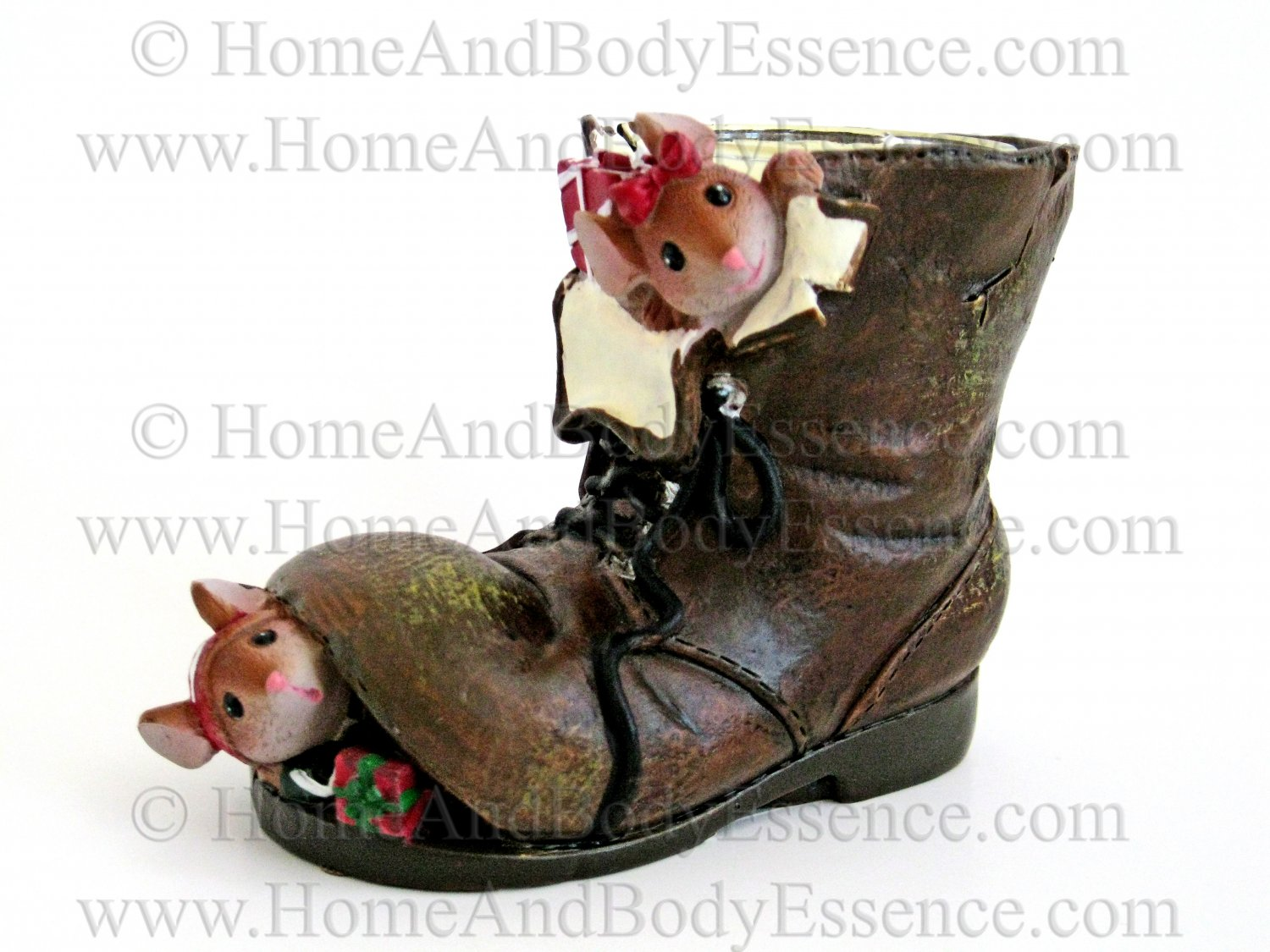 What Is The Sales Tax In Virginia >> Yankee Candle Mice in Boot Tea Light Holder Mouse Brown ...