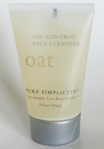 Pure Simplicity Oat Oil Control Face Cleanser Wash Bath & Body Works Skin Care 2 oz