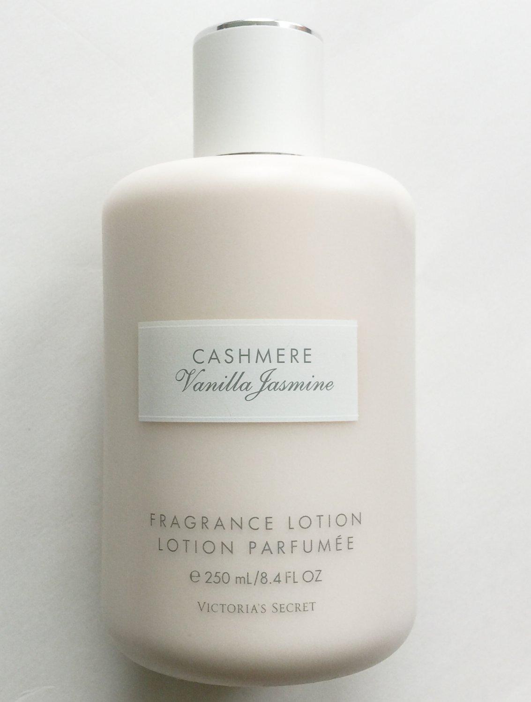 Victoria S Secret Vanilla Jasmine Cashmere Fragrance