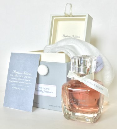 Victoria's Secret Vanilla Jasmine Perfume Eau de Parfum EDP Spray Parfums Intimes Cashmere Fragrance