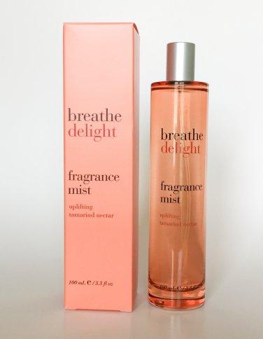 Breathe Delight Fragrance Scented Mist Perfume Splash Uplifting Tamarind Nectar Bath & Body Works