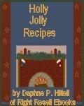Holly Jolly Recipes