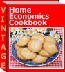 Home Economics Vintage Cookbook
