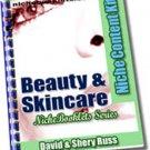 10 Niche E-Booklets~Housekeeping, Beauty, Organization