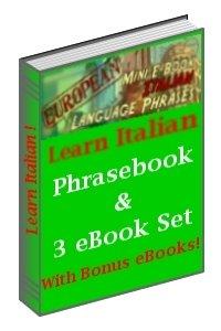 Learn to Speak Italian Ebook