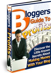 Blogger's Guide to Profits
