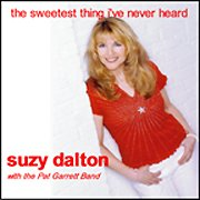 """""""The Sweetest Thing I've Never Heard"""" CD."""