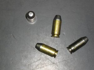 40 S&W 250RD