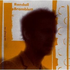 randall bramblett - see through me CD 1998 capricorn used mint barcode punched