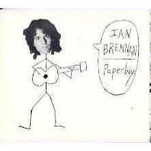 ian brennan - paperboy CD 1994 toy gun murder used mint
