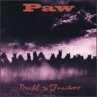 paw - death to traitors CD 1995 A&M BMG Direct used mint