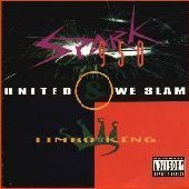 spark 950 & timbo king - united we slam CD 1994 street life used mint barcode punched