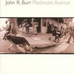 john r. burr - piedmont avenue CD 1998 compass used mint barcode punched