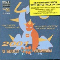 nik turner - 2001 a space rock odyssey CD 2-discs 2001 ozit UK used mint