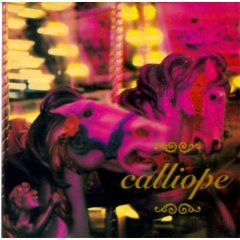 calliope - calliope 1995 thick 10 tracks new punch hole through back of the case