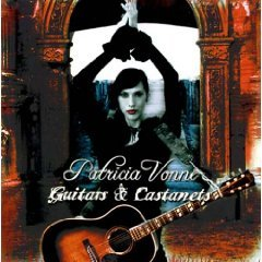 patricia vonne - guitars & castanets CD 2005 bandolera cora zong used mint barcode punched