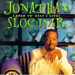 jonathan slocumb - laugh yo'self 2 life! CD 1997 word used mint