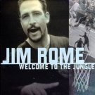 jim rome - welcome to the jungle CD 1998 outpost used mint