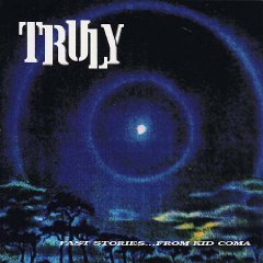 truly - fast stories ... from kid coma CD 1995 capitol used mint