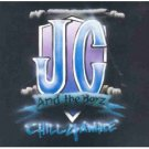 jc and the boyz - chill 4 awhile CD 1992 ocean word used mint