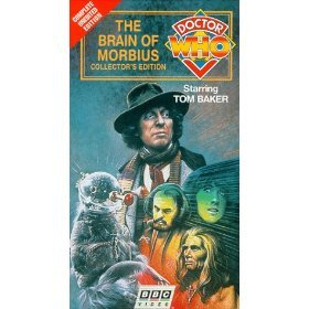 doctor who - the brain of morbius VHS collector's edition BBC CBS fox used mint