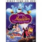 aladdin DVD 2-disc special edition 2004 walt disney used mint